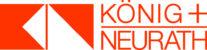 K+N Logo Orange_4C